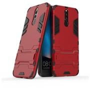 GSMWise Huawei Mate 10 Lite Hoesje - Hybride Hard Case met standaard - Rood