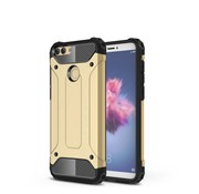 GSMWise Huawei P Smart (2018) Hoesje - Extreme Back Case - Goud