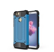 GSMWise Huawei P Smart (2018) Hoesje - Extreme Back Case - Blauw