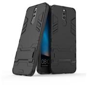 GSMWise Huawei Mate 10 Lite Hoesje - Hybride Hard Case met standaard - Zwart