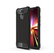 GSMWise Huawei Mate 20 Lite Hoesje - Extreme Back Case - Zwart