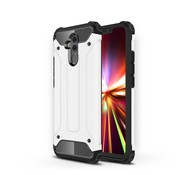 GSMWise Huawei Mate 20 Lite Hoesje - Extreme Back Case - Wit