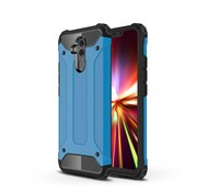 GSMWise Huawei Mate 20 Lite Hoesje - Extreme Back Case - Blauw