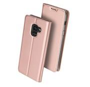 GSMWise Samsung Galaxy A6 (2018) Hoesje - Business Book Case - Roze Goud