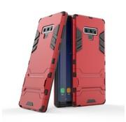 GSMWise Samsung Galaxy Note 9 Hoesje - Hybride Hard Case met standaard - Rood