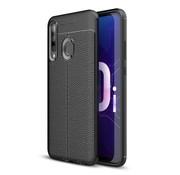 GSMWise Huawei P Smart Plus (2019) Hoesje - Zachte TPU Back Case - Zwart