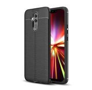 GSMWise Huawei Mate 20 Lite Hoesje - Zachte TPU Back Case - Zwart