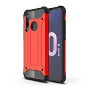 GSMWise Huawei P Smart Plus (2019) Hoesje - Extreme Back Case - Rood