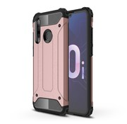 GSMWise Huawei P Smart Plus (2019) Hoesje - Extreme Back Case - Roze Goud