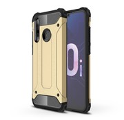 GSMWise Huawei P Smart Plus (2019) Hoesje - Extreme Back Case - Goud