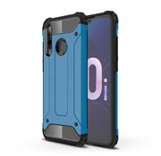 GSMWise Huawei P Smart Plus (2019) Hoesje - Extreme Back Case - Blauw