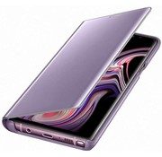 Samsung Samsung clear view standing cover voor Samsung N960 Galaxy Note 9 - Violet