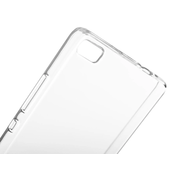 Celly Celly - Gelskin hoesje voor Huawei Ascend P8 Lite - Transparant