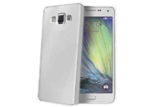 Celly - Gelskin Samsung Galaxy A7 - Transparant