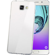 Celly Celly - Samsung Galaxy A7 2016 Gelskin - Transparant