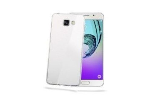 Celly -  Cover Gelskin Galaxy A7 2017 - Transparant
