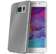 Celly Celly - Samsung Galaxy S6 Edge Ultrathin - Transparant