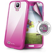 Celly Celly - Sunglasses hardcase Samsung Galaxy S4 - Roze
