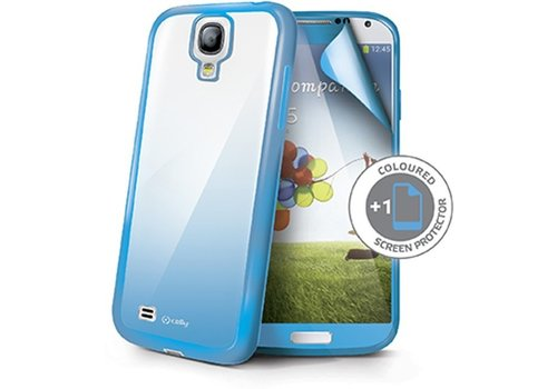 Celly - Sunglasses hardcase Samsung Galaxy S4 - turquoise