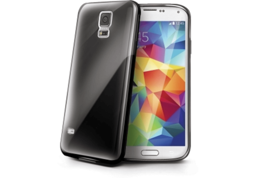 Celly - Gelskin Case Samsung Galaxy S5 Mini- Transparant