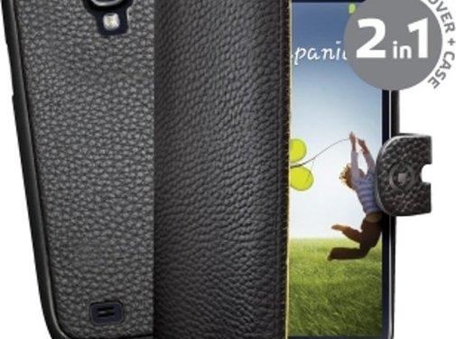 Celly Celly - Ambo Hoesje voor Galaxy S4 - zwart