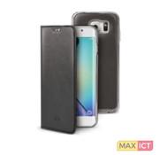 Celly Celly - Samsung Galaxy S6 Edge Buddy Case- Zwart