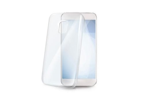 Celly - Cover Gelskin S6 Edge Plus - Transparant