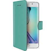 Celly Celly - Wally hoesje voor Galaxy S6 Edge - Mint