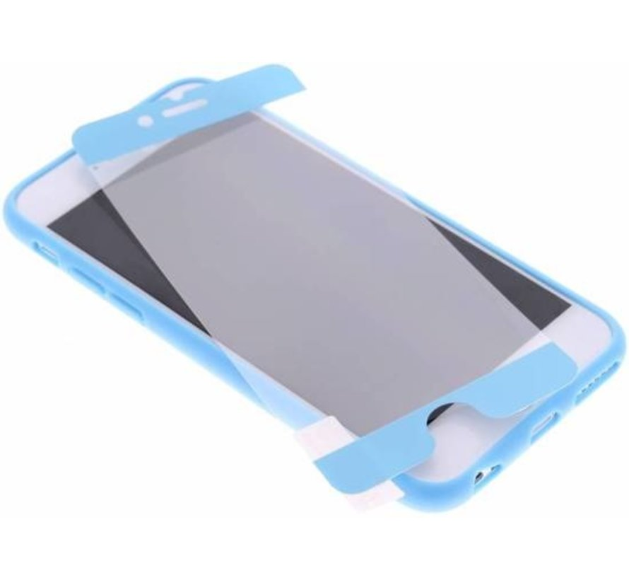 Celly - Sunglasses hardcase hoesje - iPhone 6 / 6s - turquoise
