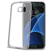 Celly Celly- Laser Cover Galaxy S7 Edge - Blauw