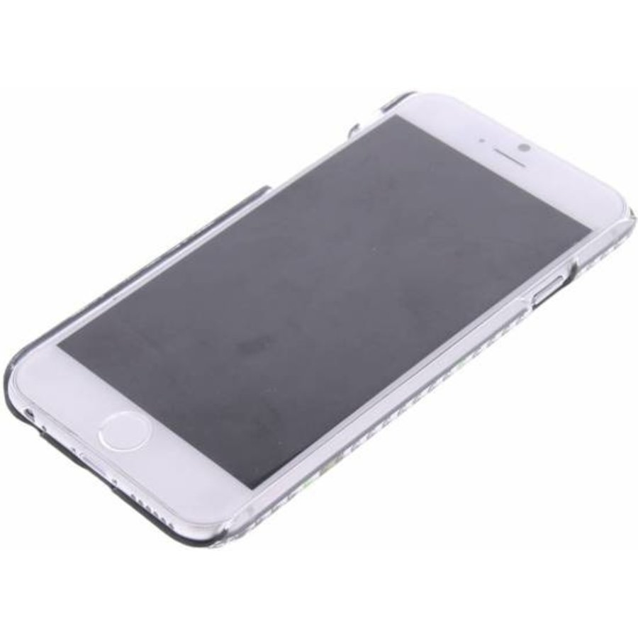 Celly - Pied de Poule design hardcase iPhone 6 / 6s - Groen