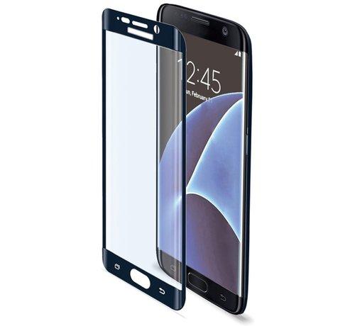 Celly Celly - Glass Screenprotector Samsung Galaxy S7 Edge- Zwart