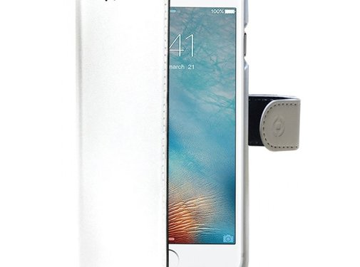 Celly Celly - Huawei P9 Wally Bookcase Hoesje - Wit