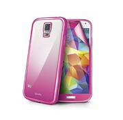 Celly Celly - Sunglass Cover Hoesje voor Samsung Galaxy S5 - Roze