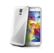 Celly Celly - Cover Gelskin Galaxy S5 - Transparant