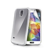Celly Celly - Sunglass Cover Hoesje voor Samsung Galaxy S5 - Wit