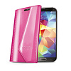 Celly Celly - Lady Wally booktype hoes - Samsung Galaxy S5 - Roze