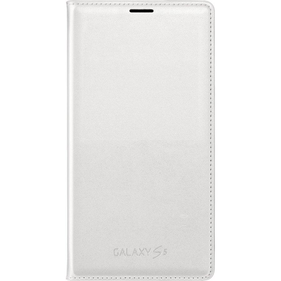 Samsung - Book Case Wit voor Samsung Galaxy S5 | Galaxy S5 Neo