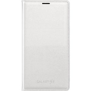Samsung Samsung - Book Wallet Case Wit voor Samsung Galaxy S5 | Galaxy S5 Neo