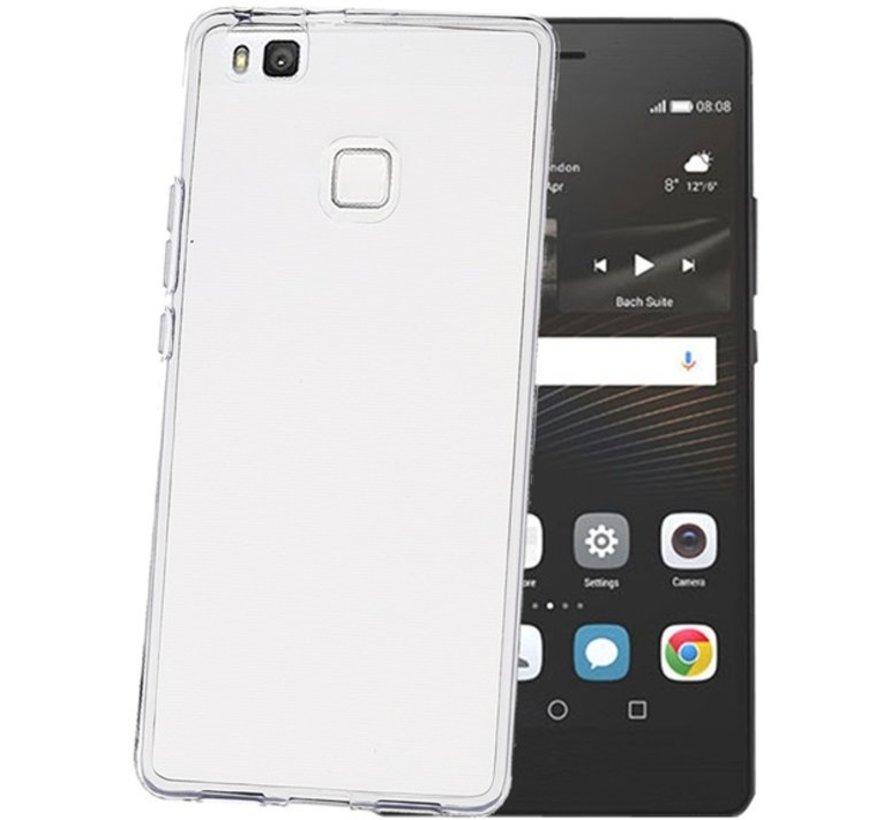 Celly - Gelskin hoesje voor Huawei P9 Lite - transparant
