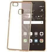 Celly Celly - Laser cover Huawei P9 Lite - Goud