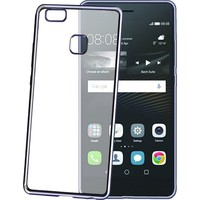 Celly - Laser Cover Huawei P9 Lite - Zilver
