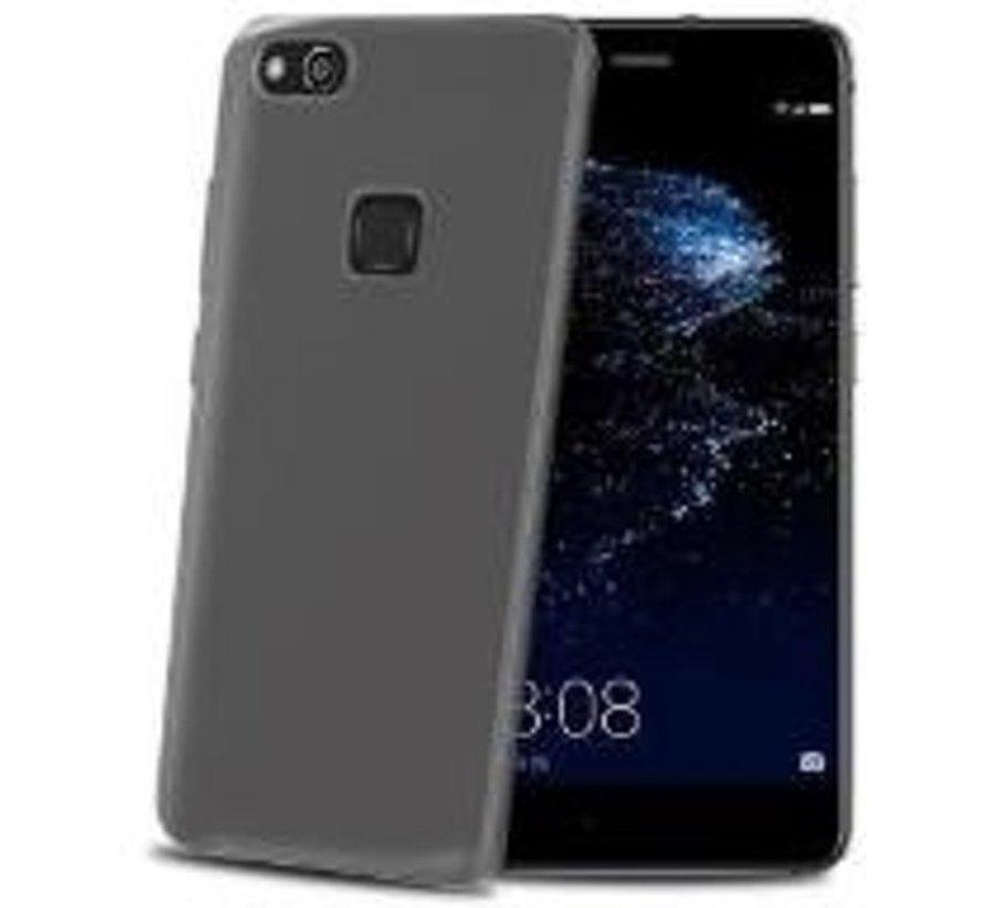 Celly - Gelskin Cover Huawei P10 lite - Zwart