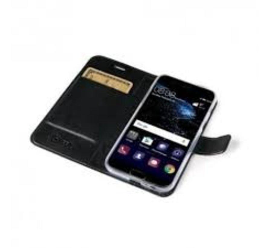 Celly - Huawei P10 Portemonnee hoesje - Zwart