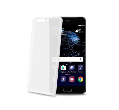 Celly Celly - Gelskin Frost Case Huawei P10 - Transparant