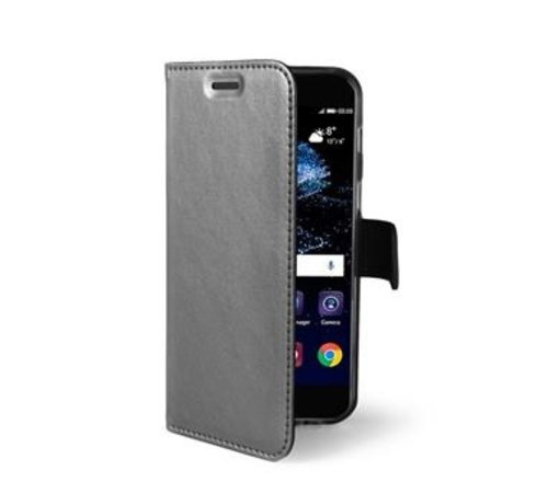 Celly Celly - Wallet Case Huawei P10 - Grijs