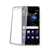 Celly Celly- Laser Cover Huawei P10 Plus- Silver
