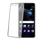 Celly Celly-  Laser Cover Huawei P10 -Silver