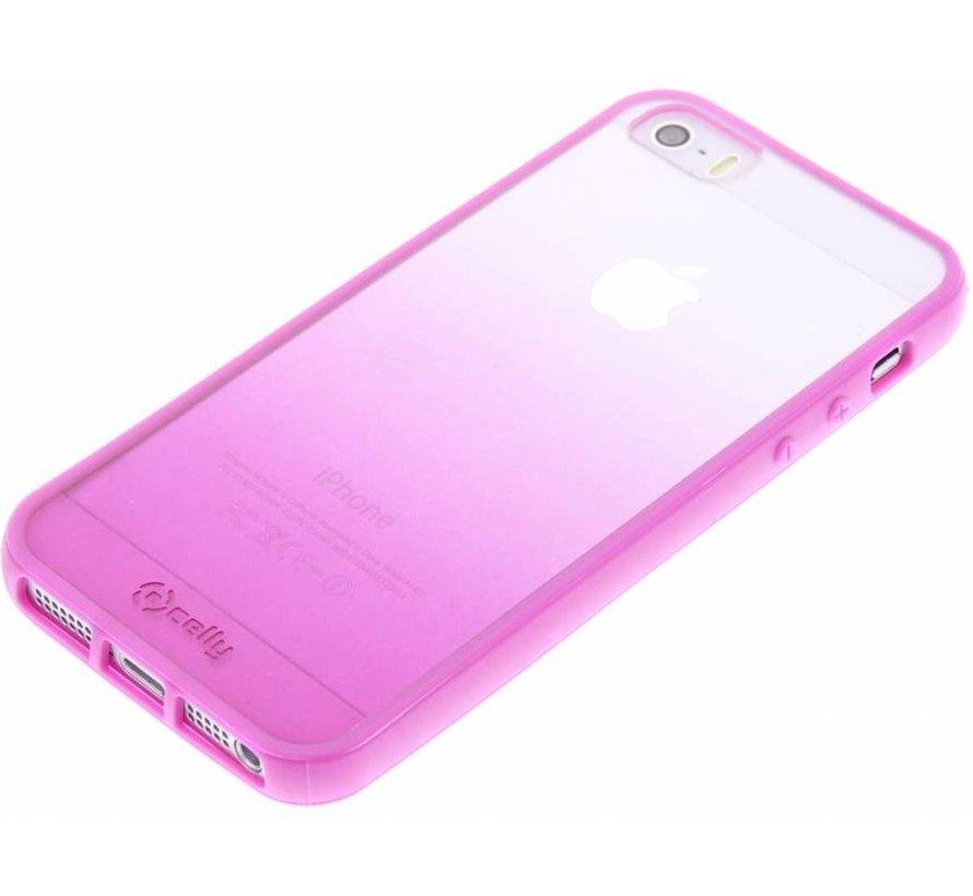 Celly - Sunglasses Hardcase - iPhone 5 / 5S - Fuchsia