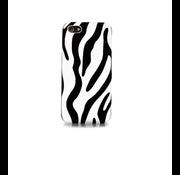 DS. DS. - Styles Zebra iPhone 5C- Wit